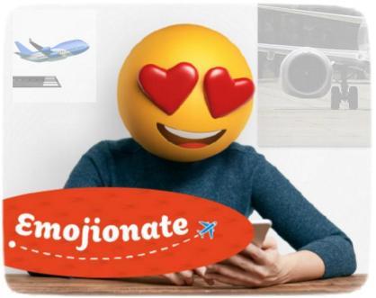 emojionate + 737 + 747
