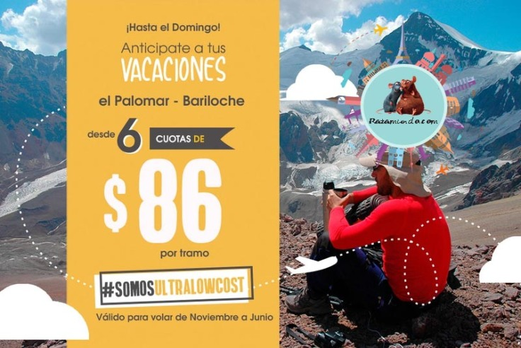 Cuotas Bariloche
