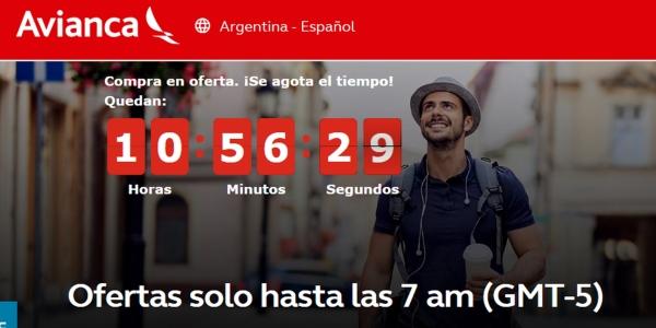 8c6d9822c6dfa Avianca, de remate por 12 horas  GRAN OPORTUNIDAD PARA MIAMI Y MÉXICO EN  SEMANA SANTA
