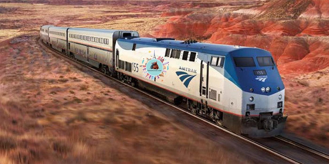 Viajan 2 paga 1, en trenes por U.S.A. ? Ratamundo.com
