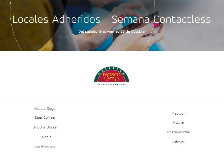 Contactless Octubre locales8