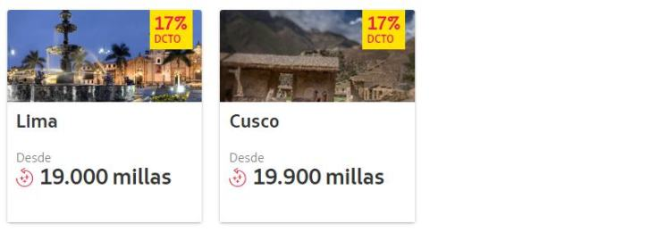 Megacanje Peru